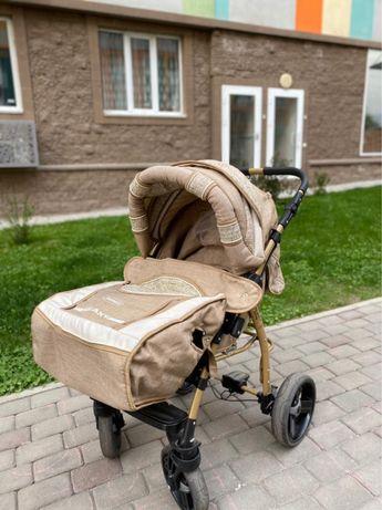 Польская коляска- трансформер от Adamex