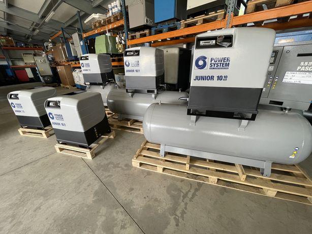Compresor surub / Compresoare aer Junior Italia
