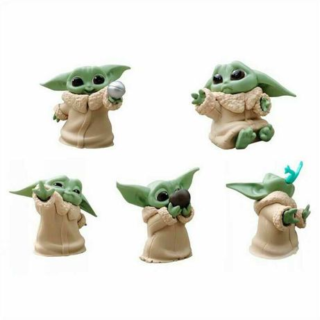 Фигурка Бебе Йода Baby Yoda