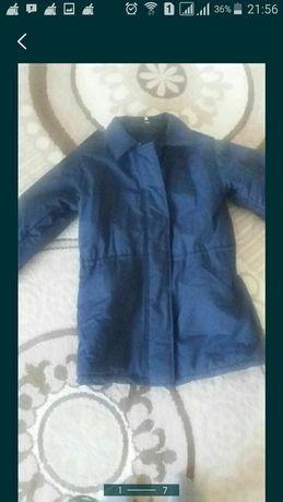 Куртка повседневная. Военная форма