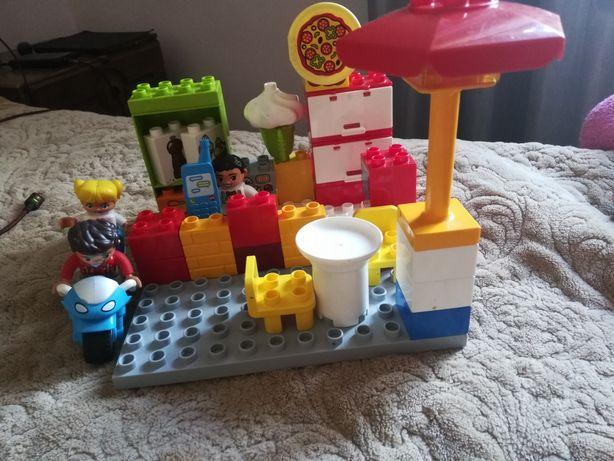 Лего конструктор. Два набора