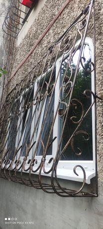 Решетки на окна Алматы Решетки от падения детей