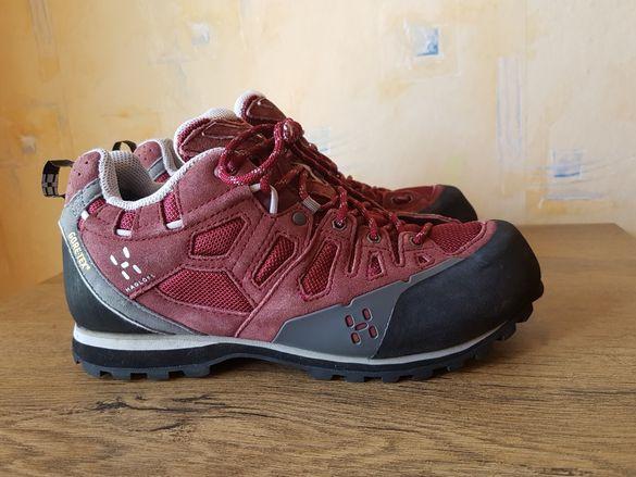 HAGLOFS Gore tex дамски обувки 36 номер.