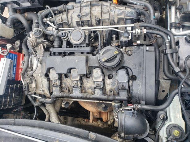 Turbo Passat b6 2.0 TFSI BWA 200cp