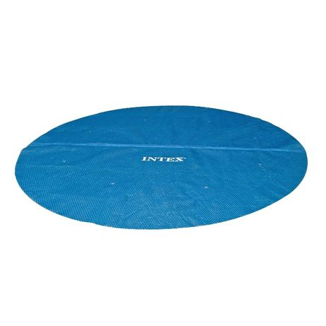 Folie incalzire apa piscina Intex Easy, 488 cm, mentine apa calda
