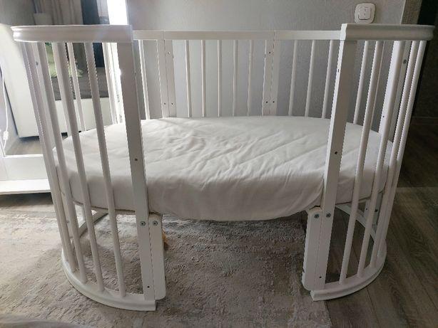 Кроватка детская трансформер 8в1