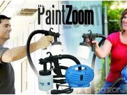 Paint Zoom - Пейнт Зуум - пистолет за супер бързо и гладко боядисване