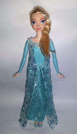 Papusa Elsa Mattel Frozen - Printesa Elsa stralucitoare