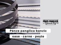 THO 1650x16x4T - panza fierastrau oase | panglica banzic macelarie