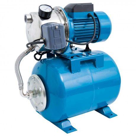 Hidrofor aquatic ELEFANT, 1000W, 24L, 50L/MIN,100%CUPRU, AUTOJS80