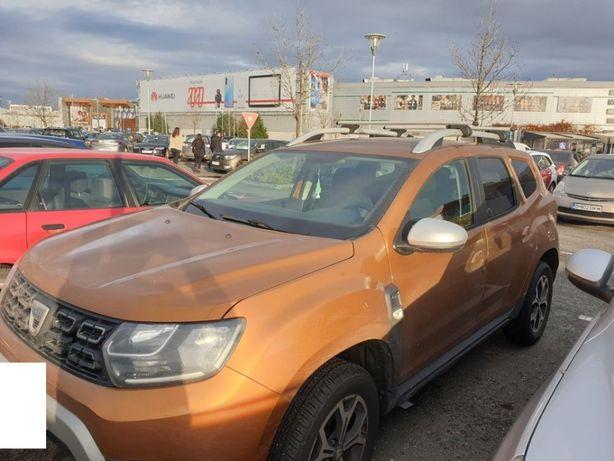 Bare Portbagaj Dacia Duster Logan Sandero Dokker Lodgy / Aluminiu+chei