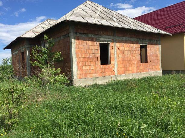 URGENT_Teren și casa nefinalizata Frătăuții Noi (deal Căpreni)
