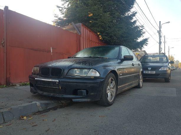 Dezmembrez dezmembrari BMW e46 318i motor 1.9 m43
