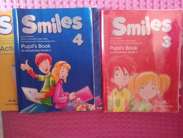 английский 3 и 4 класс учебник, тетрадь