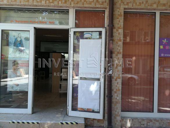 Магазин в Варна-Колхозен пазар площ 167 цена 82400