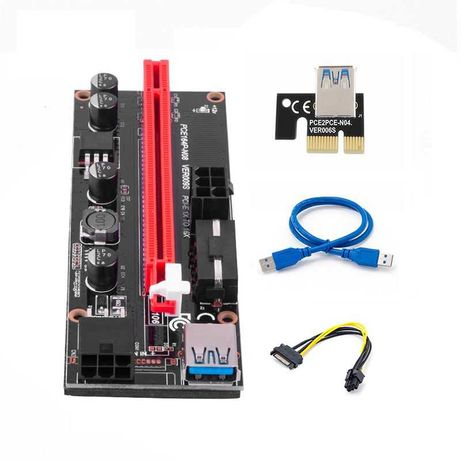 Райзер Riser VER 009S USB 3.0 для видеокарт (Майнинг)