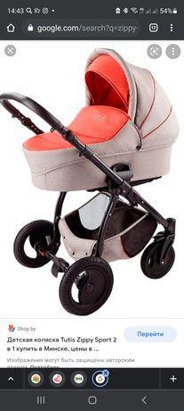 Детская коляска zippy sport