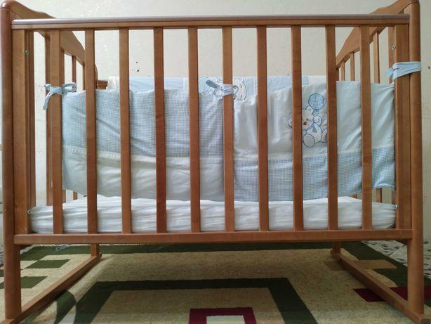 Кроватка детская от 0 до 3х лет.