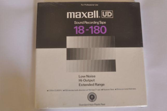 Banda magnetofon Maxell UD 18-180 sigilata