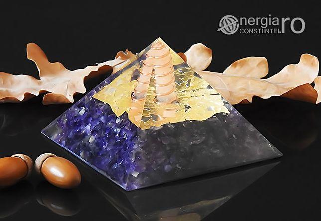 Piramidă Orgonică Energetică Magnetică - cod ORG057