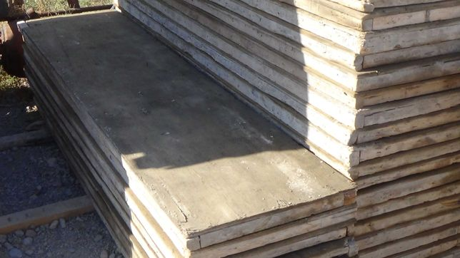 Аренда (прокат) строительной опалубки из ламинированной фанеры