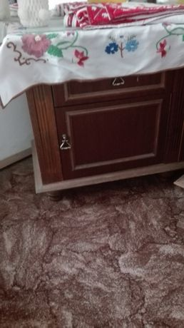 Единичен шкаф с МДФ
