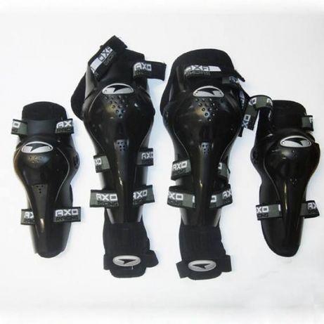 Ахо протектори със става налакатници наколенки протектор крака ръце