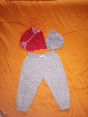Бебешки дрешки и шапки