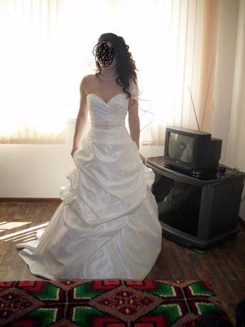 бутикова булченака рокля купена от София Борисова-8 мярка