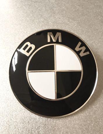 ТОП Черна Емблема БМВ/BMW Син Черен Карбон E90 E60 E46 E36 Е39 Е91 Е92