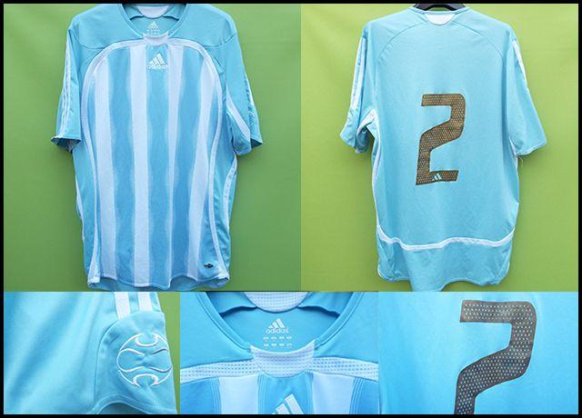 Tricou de forbal Argentina