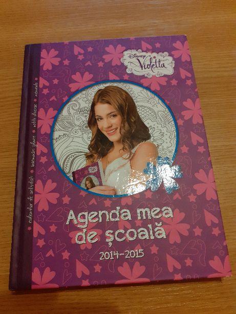 Violetta. Agenda mea de scoala
