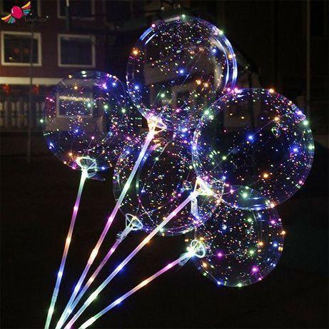 BOBO шары, Светящиеся шары Бобо шарики Баблс шары LED шары