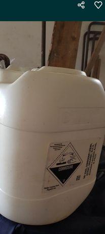 Bidon platic 20 litri