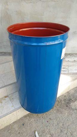 Butoi butoaie tabla 220 litri cu capac cereale produse solide
