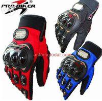 Мото ръкавици с протектори