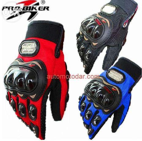Мото ръкавици с протектори ръкавици за мотор