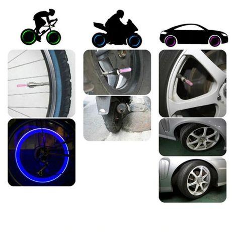 Дявол за кола / неонови LED лампи със сензор / други пособия