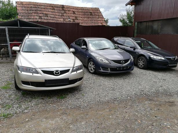 Dezmembrez/Piese Mazda 6 2002-2010