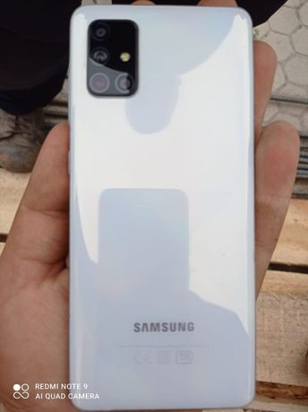 Samsung A 71 чотки тел оригинал 5 месяц гарантия