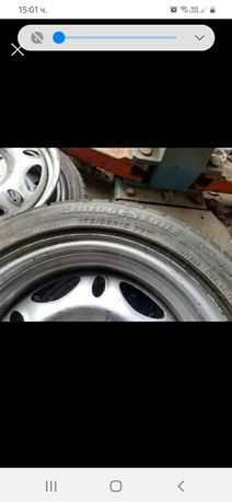Летни гуми за смарт кола