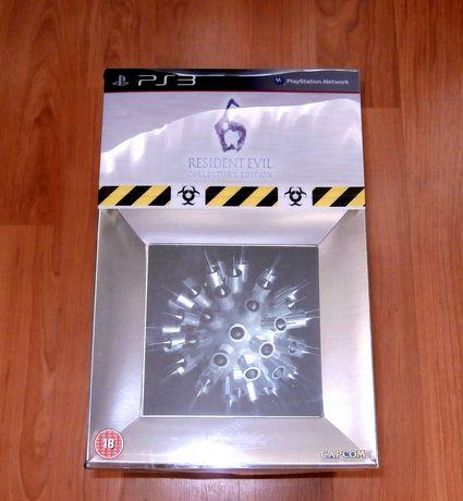 Resident Evil 6 Collector's Edition, editie de colectie, noua