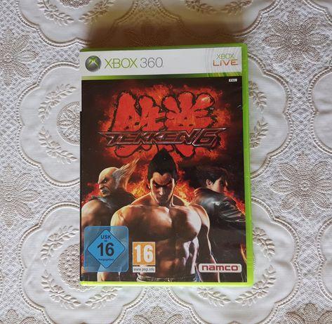 Tekken 6 Xbox 360 Xbox360