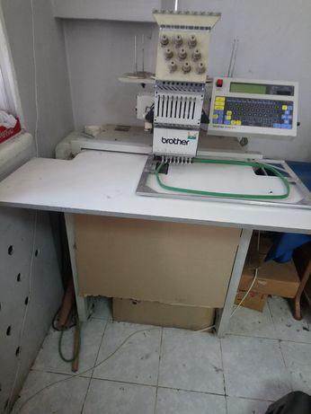 Вышивальная машина промышленная Япония