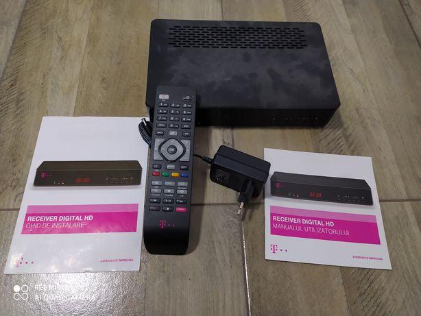 Vând receiver digital Telekom