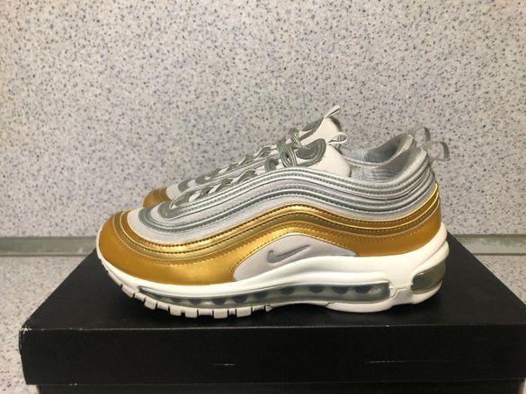 ОРИГИНАЛНИ *** Nike Air Max 97 SE Vast Grey/Metallic Silver