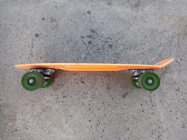 Пенни борд / скейтборд детский можно обмен