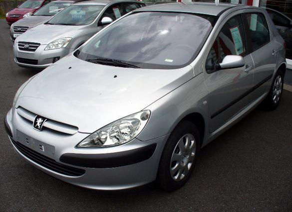 Peugeot 307 1.6 HDI на части