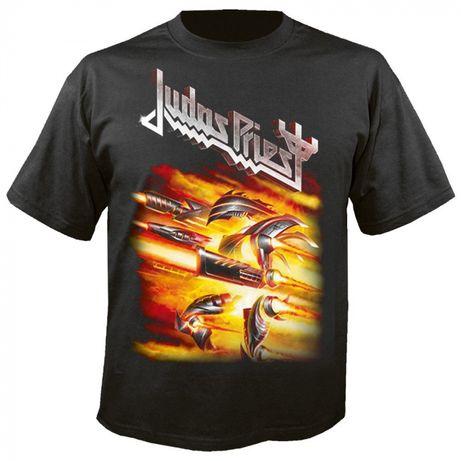 МЕТЪЛ Тениски Judas Priest и още над 300 модели във Фейсбук страницата
