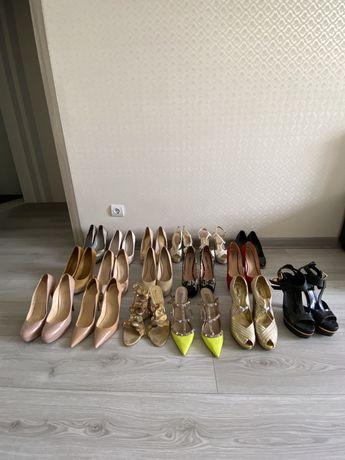 Брендовая обувь 40 размера, Б/у оригинал